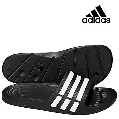 Mens ADIDAS Duramo Slide Flip Flops