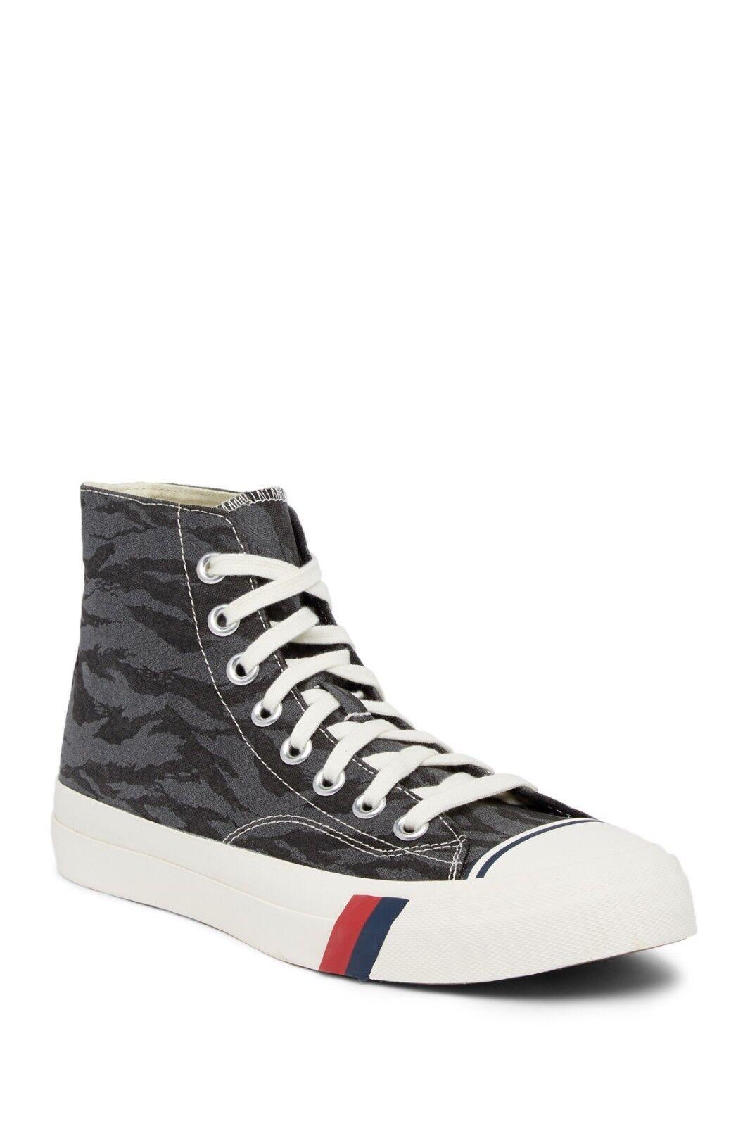 New Keds Royal Hi-Top Tiger Print Sneakers men's shoes