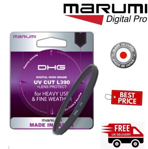 Marumi 82mm DHG L390 Filtro UV DHG82UV UK STOCK