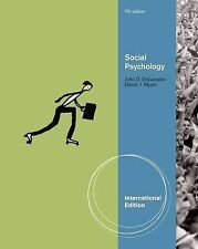Social Psychology Myers  Daniel 9780840032706