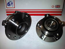 BMW E39 5 SERIES 520 523 525 528 530 535 540 96-03 2x FRONT WHEEL BEARING HUB