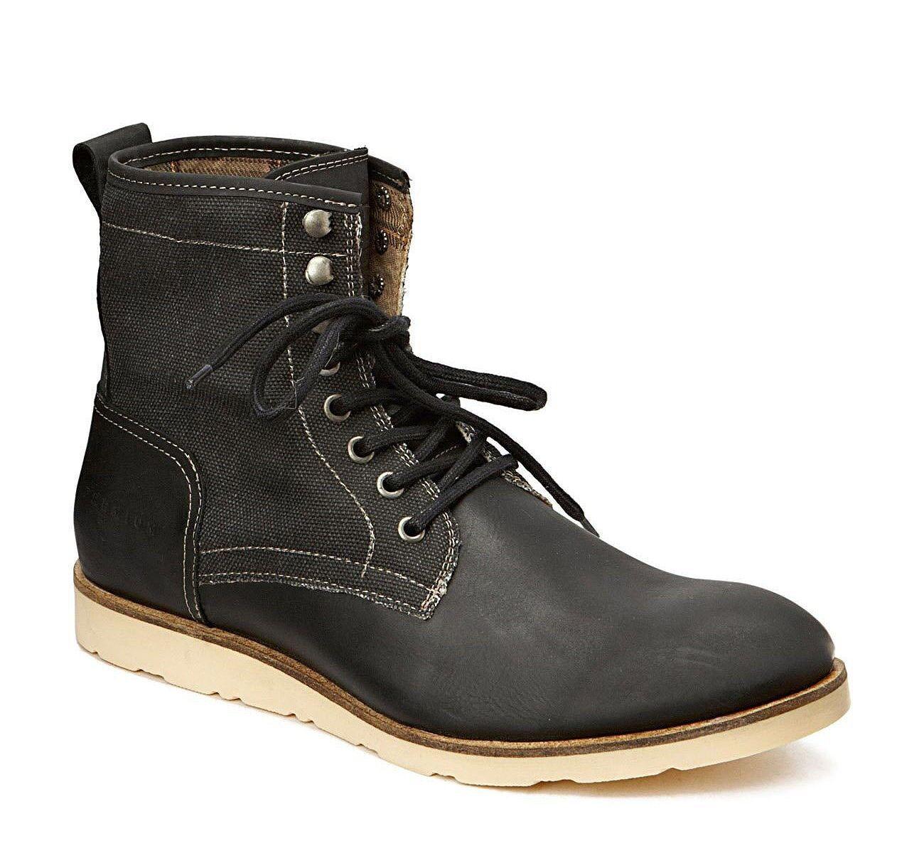 Jack & & Jack Jones Jeans-Trade Nero-Uomo Scarpe/Stivali/stivali-NUOVO c42e8c