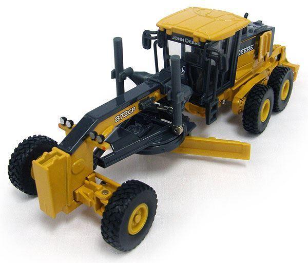 ERTL 1 50 SCALE JOHN DEERE 872GP ROAD GRADER MODEL   BN   45049V