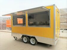 Us Companybrand New Ready For Business Concession Food Trailer Fully Equipped