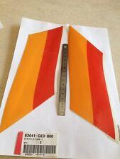 Honda autocollant sticker MBX réservoir 83741-GE3-860 original