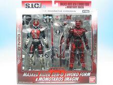 S.I.C. VOL.42 Kamen Rider Den-O Sword Form & Momotaros Imagin Action Figure ...