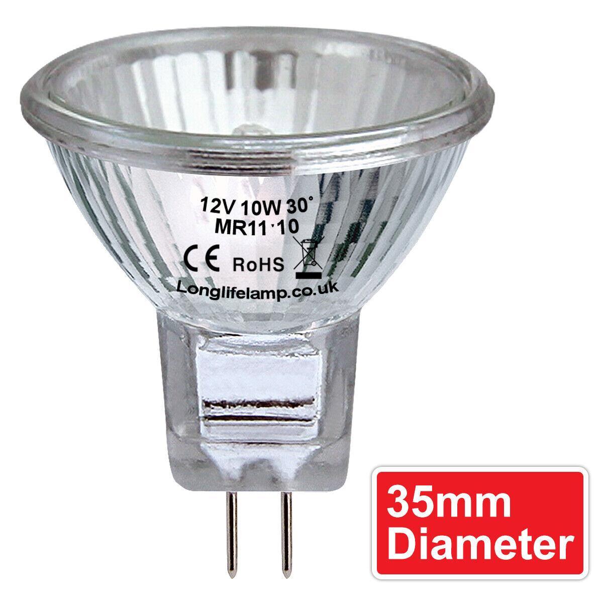 Fibre Optic MR16 12V 10W