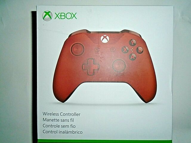 Microsoft Xbox Controller 1708 - Red