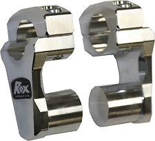 Rox Pivoting Handlebar Riser Rox Speed FX  1R-P2PP