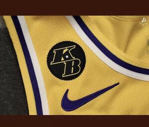 Kobe Bryant Commemorative LA Lakers 2020 staples center ...