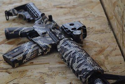 Es Camo Snake Wrap Vinyl Skins For Rifle 12 Patterns