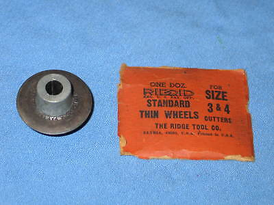 NEW REED #2RBHD Steel Cutter Wheel for 2-1 2-1Q 2-3 2-4WG 2-3Q 2-4 Cutters