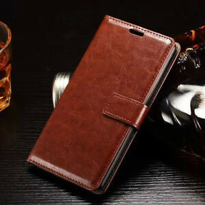 Luxury-Leather-Magnetic-Flip-Card-Wallet-Cover-Case-For-Various-Mobile-Phones