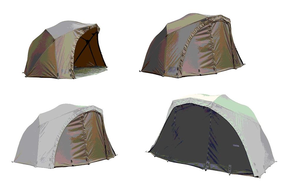 FOX RSERIES Ombrello E accessori  Gamma Completa  nuovo ombrello, Riempiuominito, Estensione
