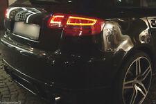 Coppia fari fanali posteriori LTI LED TUNING AUDI A3 S3 8P 8PA Sportback 2004-08