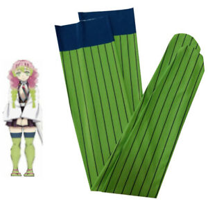 Kimetsu No Yaiba Demon Slayer Kanroji Mitsuri Christmas Cosplay Thigh High Socks Ebay Kanroji mitsuri & shinazugawa sanemi. details about kimetsu no yaiba demon slayer kanroji mitsuri christmas cosplay thigh high socks