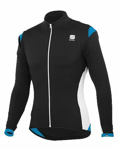 Sportful Flight Long Sleeve Breathable Thermal Cycling Jersey XXL 1100930 blueee