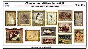 049, Diorama Zubehör Serie Bilder und Gemälde, 1:35, GMKT World of War II - Deutschland - Widerrufsrecht für Verbraucher (Verbraucher ist jede natürliche Person, die ein Rechtsgeschäft zu Zwecken abschließt, die überwiegend weder ihrer gewerblichen noch ihrer selbstständigen beruflichen Tätigkeit zugerechnet werden kann.)  - Deutschland