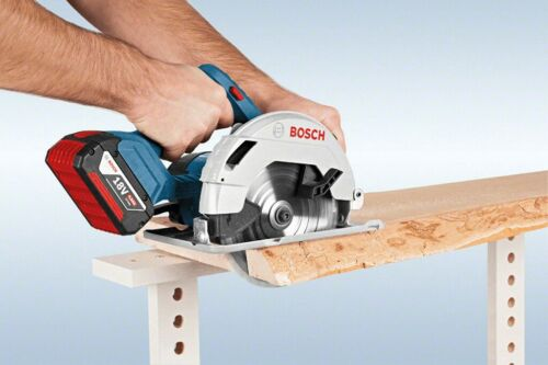 Bosch GKS 18V-57 Professional Cordless Circular Saw Dustless Bare Tool