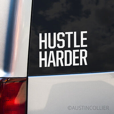 Hustler Art Design Car vinyl Sticker Decals