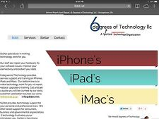 iPhone, iPad, iMac, Macbook Repair, Support and Learning