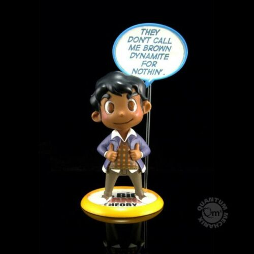 The Big Bang Theory figurine Q-Pop Rajesh Koothrappali 9 cm avec bulle BD 20425