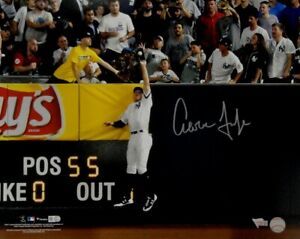 Aaron-Judge-Signed-Autographed-16x20-Photo-New-York-Yankees-MLB-Fanatics