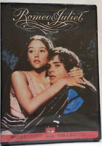 Romeo-y-Julieta-DVD-2000-Olivia-Hussey-NTSC-region-1-Sellado-de-fabrica