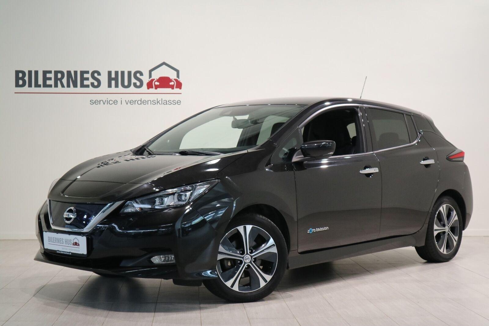 Nissan Leaf Billede 2