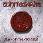Whitesnake Slip of The Tongue 3 Bonus Tracks CD 2015 Remastered