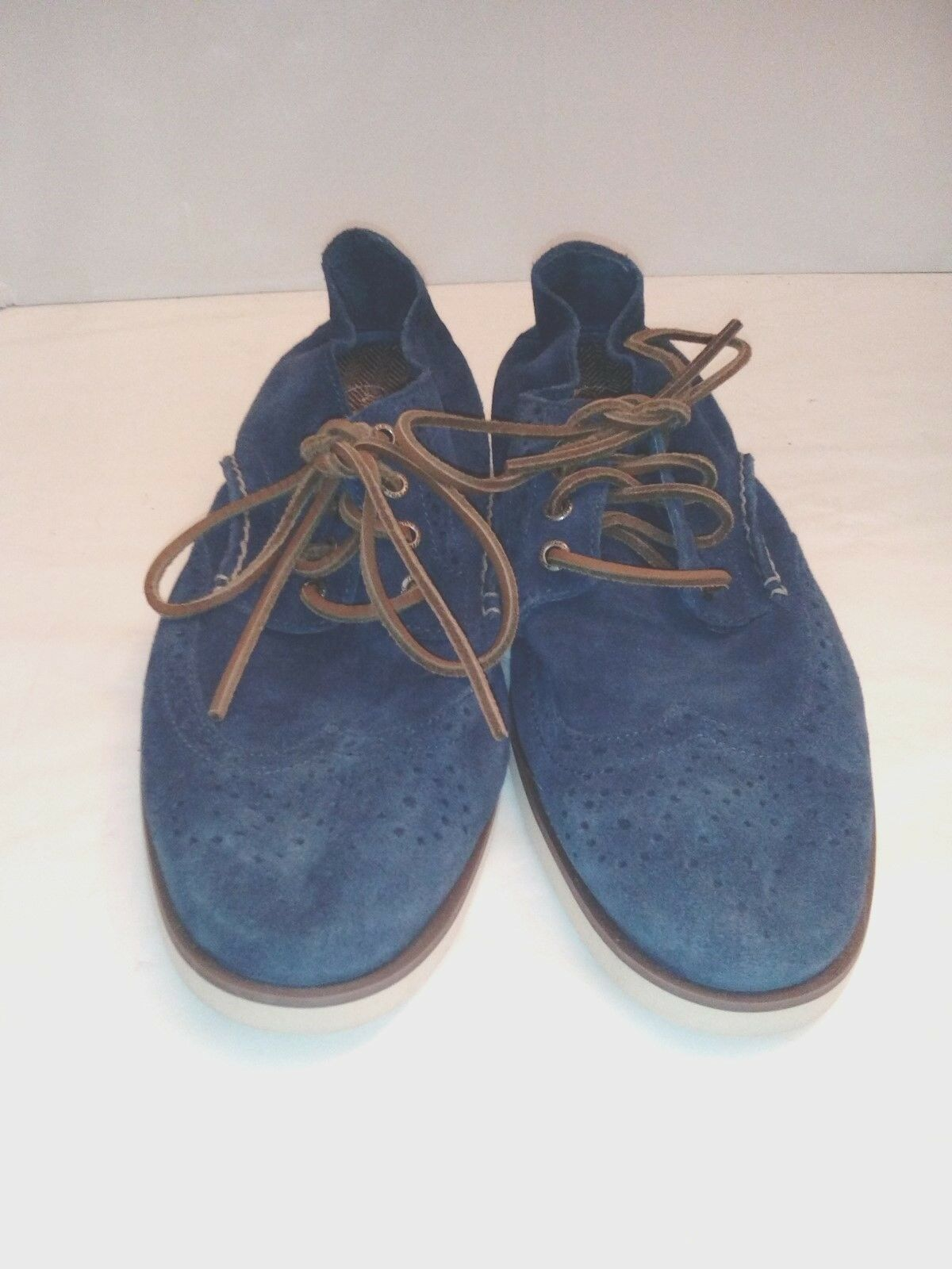 Sperry Top Sider bluee Leather Mens shoes Size 10.5  0578272