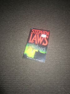 The-Frighteners-Stephen-Laws-book