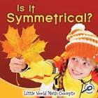 Is It Symmetrical? by Nancy Allen (Paperback / softback)