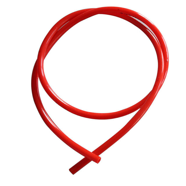 "Good Motorcycle Fuel Line Red 8mm 30""  Gas Hose Tube For Honda XR50 CRF50 JCAU"