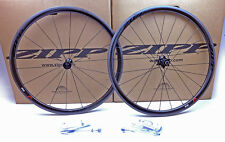 Zipp 202 Firecrest Wheelset NEW 2016 Carbon Clincher Road Cyclocross NEW IN BOX