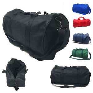 Casaba 18 inch Duffle Bag w Strap Travel Sports Gym Work School Carry On Luggage