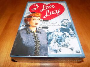 I Love Lucy Dvd Set