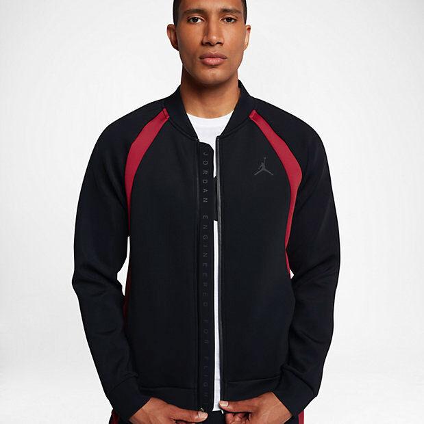 9ff058af0e1 Men's Nike Michael Jordan Sportswear Flight Tech Jacket 3xl Fashion Gift  RARE for sale online | eBay