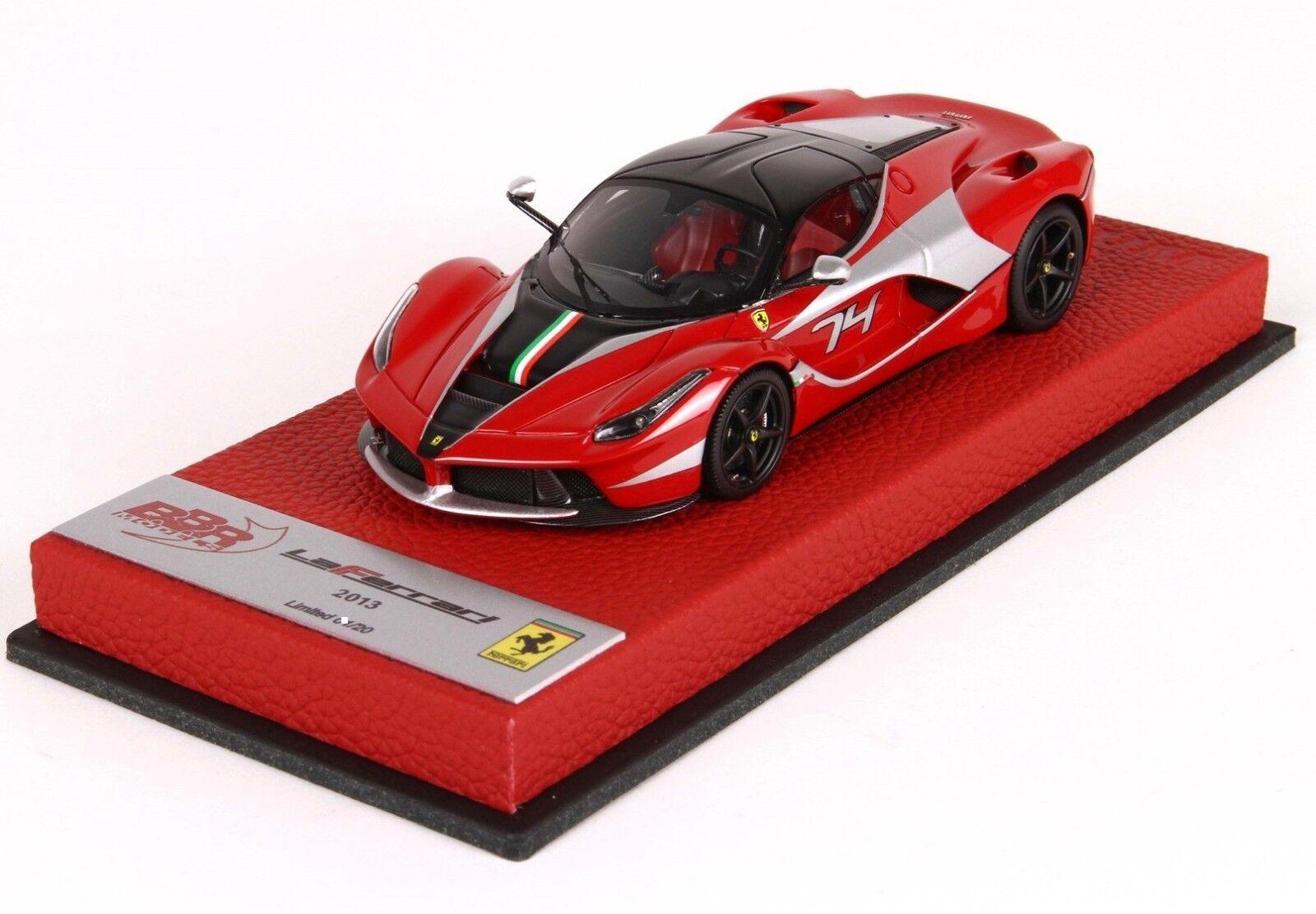 Carnaval Noel Ferrari LaFerrari     Edition 1/43 lim.ed. 20 pcs BBRC13774PRE BBR | Avec Une Réputation De Longue Date  45fe4d