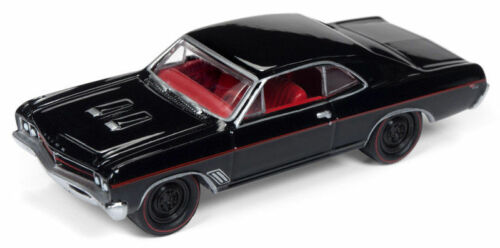 1967 Buick GS 400  Black **RR** Johnny Lightning Auto World 1:64 OVP