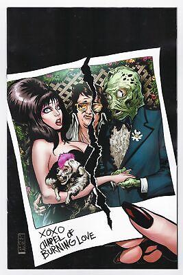 11//25//2020 Vampirella #15 Gregbo Watson Exclusive Virgin Variant