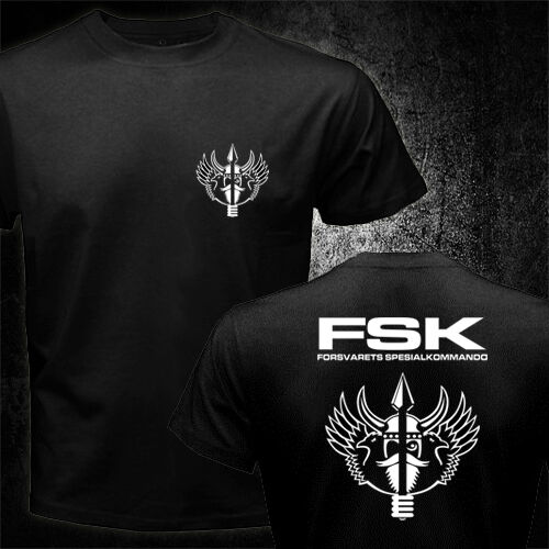 New Norwegian Norway Army Special Forces Forsvarets Spesialkommando FSK Hoodie