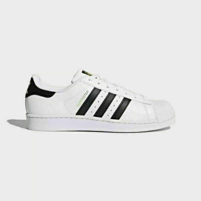 sociedad termómetro Seguro  adidas Originals Superstar Sneakers EU 39 1/3 - Cloud White/Core  Black/Cloud White (C77124) for sale online | eBay