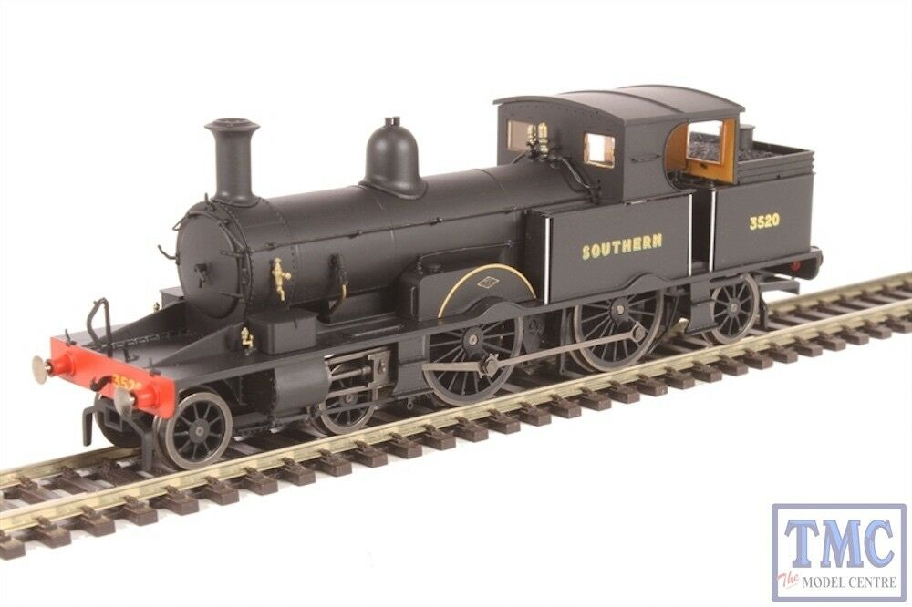OR76AR007 Oxford Rail OO Gauge Adams Radial Southern Late Sunshine Lettering