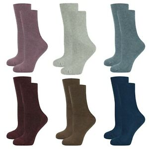 Womens-Ribbed-Casual-85-Cashmere-Wool-Socks-Warm-and-Soft-luxury