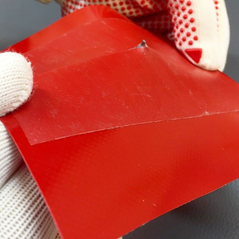 1 x Rolle 7,5x100 cm Super Repair Tape & LKW-Planen Stiefel & Tape PVC-Planen Reparaturkit 90c416