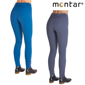 Montar Leah Ladies Full Seat Silicone Breeches SALE FREE UK Shipping