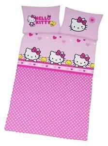 Möbel & Wohnen Hello Kitty Bettwäsche Seien Sie Im Design Neu Bettwäsche