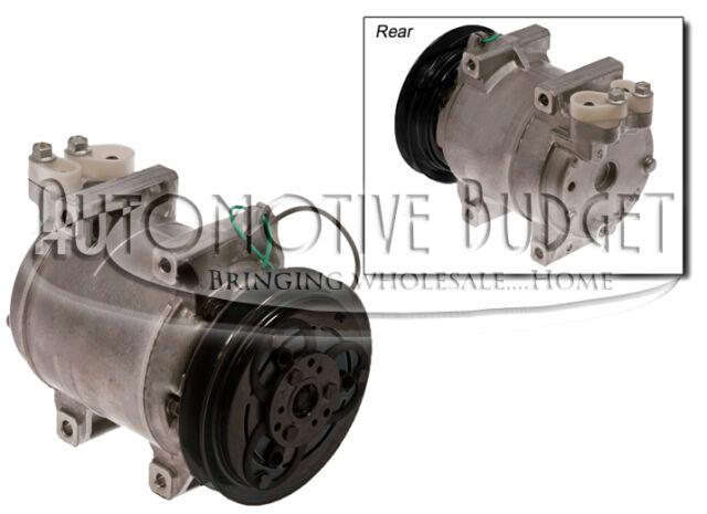 A/C Compressor GMC W-Series Isuzu NPR NQR NRR w/Diesel Engines 2005-2010 - REMAN