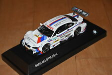 !!! BMW m3 DTM 2012 Tomczyk #1, 1:43 Minichamps bello!!!
